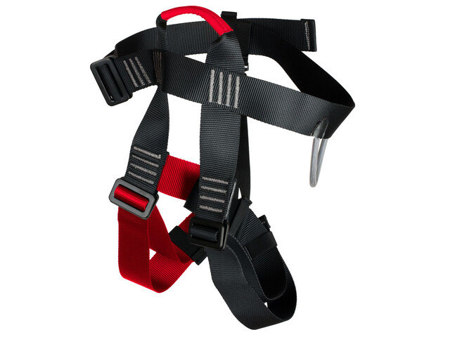 LACD Harness Easy Ferrata red/black